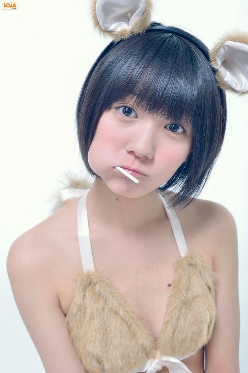【荻野可鈴グラビア画像】アイドルや声優などマルチに活動してるモデルちゃん 23