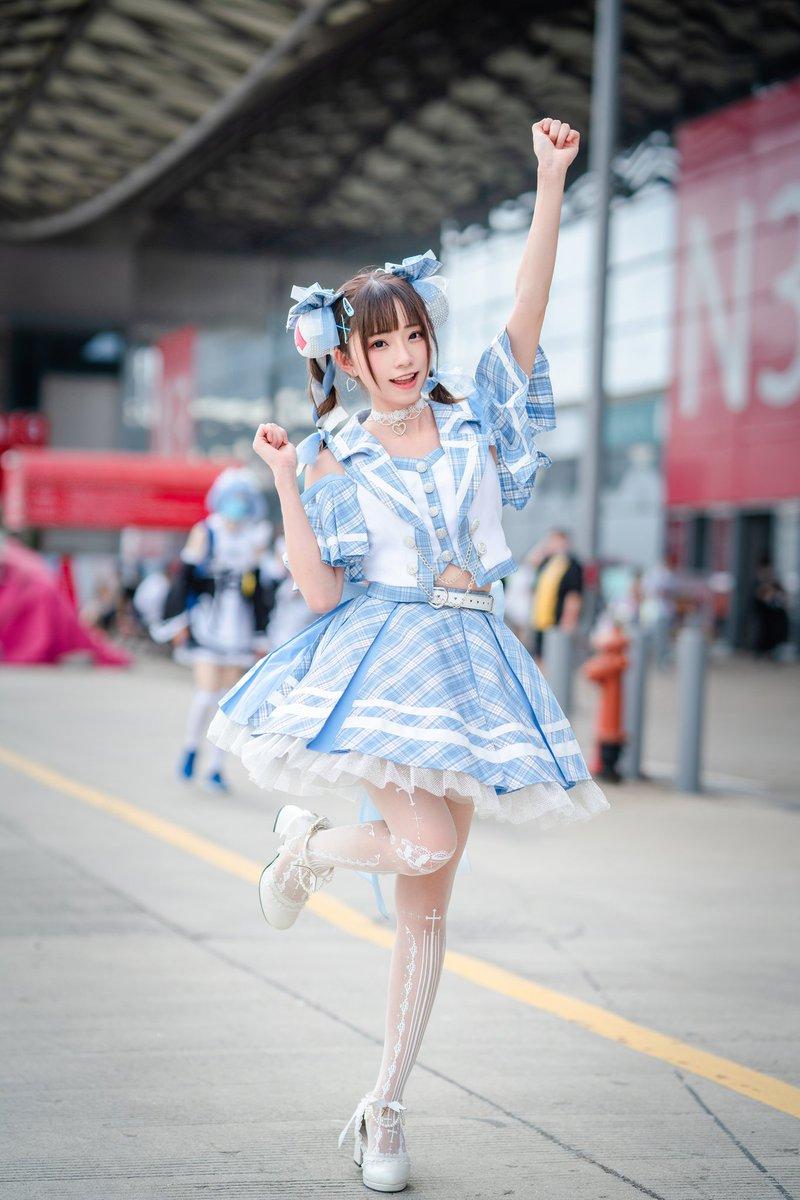 【コスプレエロ画像】最近注目株の中国発激かわコスプレイヤー綺太郎 41