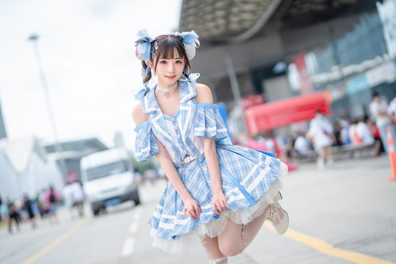 【コスプレエロ画像】最近注目株の中国発激かわコスプレイヤー綺太郎 43