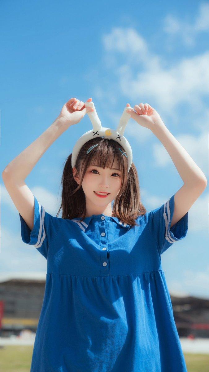 【コスプレエロ画像】最近注目株の中国発激かわコスプレイヤー綺太郎 47