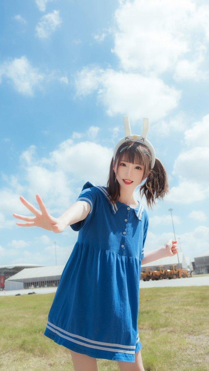【コスプレエロ画像】最近注目株の中国発激かわコスプレイヤー綺太郎 48