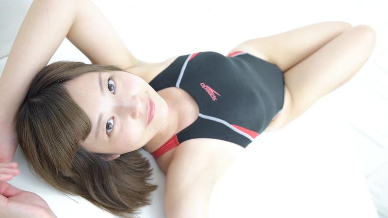 【月野夏海エロ画像】Gカップ巨乳の童顔系グラドルがセクシーに育ったね 14