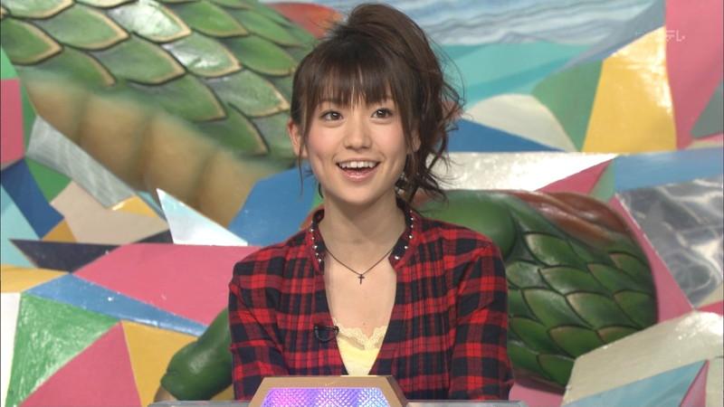 【大島優子キャプ画像】コリスの愛称で人気だった元AKB48アイドルのお宝画像