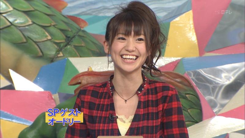【大島優子キャプ画像】コリスの愛称で人気だった元AKB48アイドルのお宝画像 05