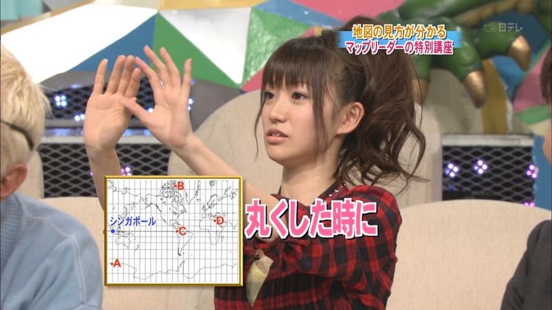 【大島優子キャプ画像】コリスの愛称で人気だった元AKB48アイドルのお宝画像 07
