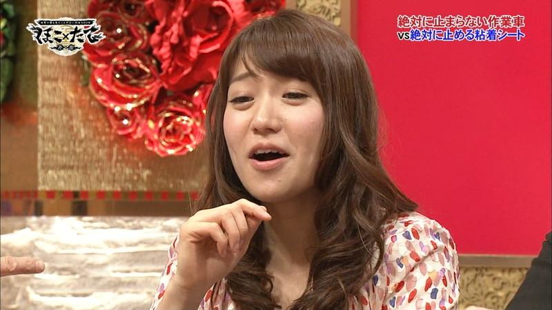【大島優子キャプ画像】コリスの愛称で人気だった元AKB48アイドルのお宝画像 15