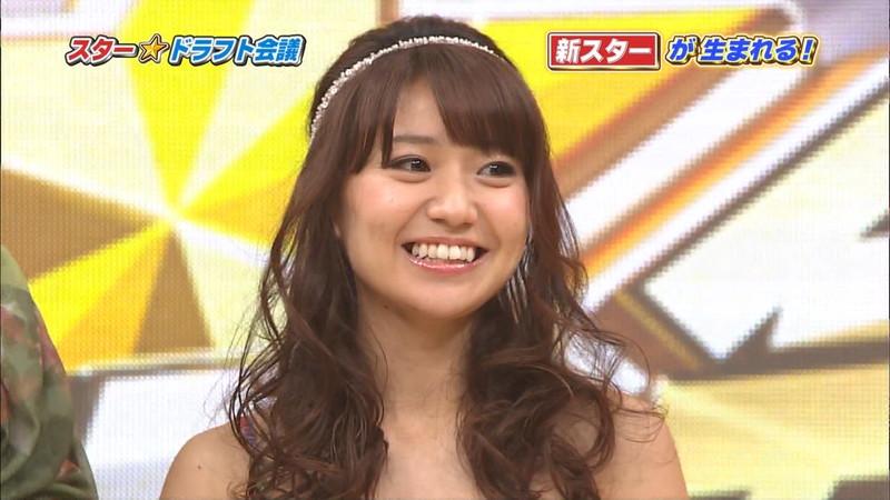 【大島優子キャプ画像】コリスの愛称で人気だった元AKB48アイドルのお宝画像 17