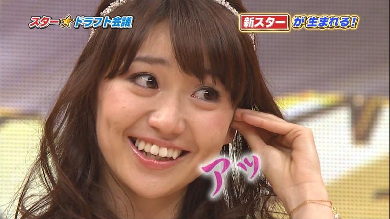 【大島優子キャプ画像】コリスの愛称で人気だった元AKB48アイドルのお宝画像 21