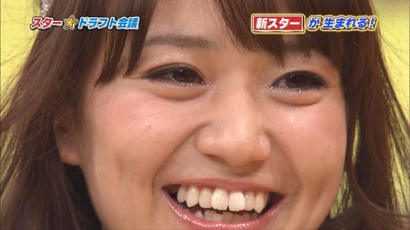 【大島優子キャプ画像】コリスの愛称で人気だった元AKB48アイドルのお宝画像 22