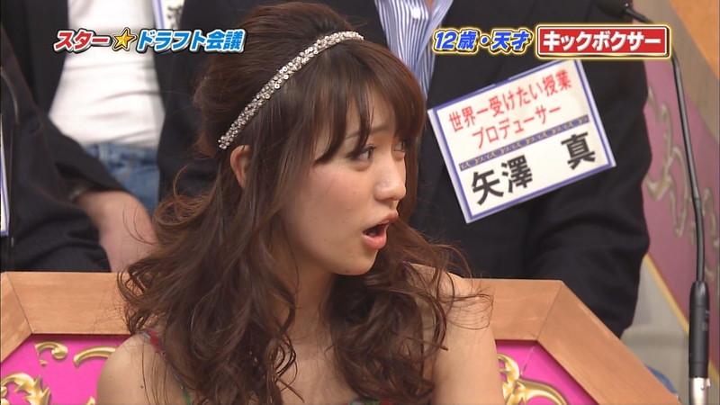 【大島優子キャプ画像】コリスの愛称で人気だった元AKB48アイドルのお宝画像 23