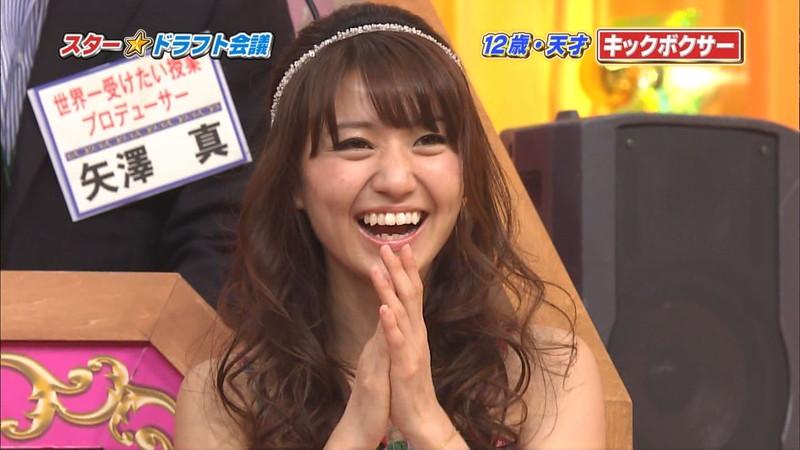 【大島優子キャプ画像】コリスの愛称で人気だった元AKB48アイドルのお宝画像 24