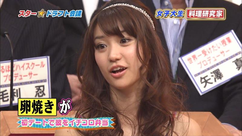 【大島優子キャプ画像】コリスの愛称で人気だった元AKB48アイドルのお宝画像 27
