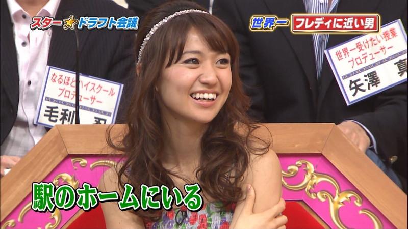 【大島優子キャプ画像】コリスの愛称で人気だった元AKB48アイドルのお宝画像 30