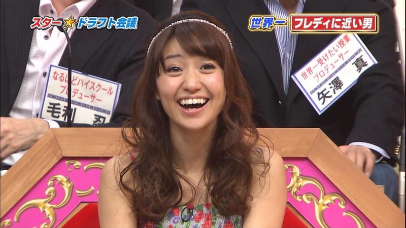 【大島優子キャプ画像】コリスの愛称で人気だった元AKB48アイドルのお宝画像 31