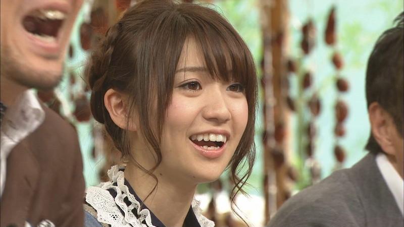 【大島優子キャプ画像】コリスの愛称で人気だった元AKB48アイドルのお宝画像 34