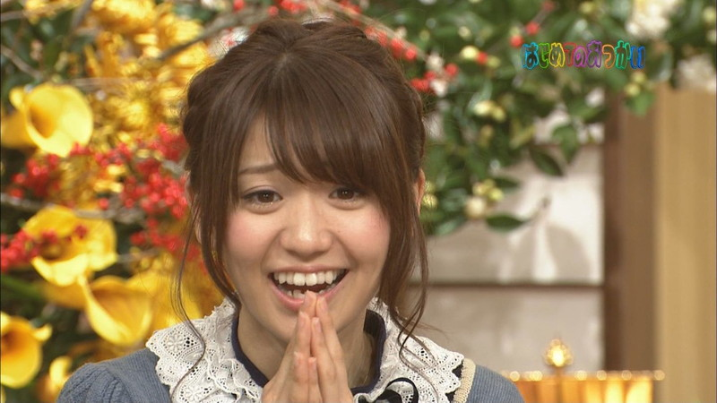 【大島優子キャプ画像】コリスの愛称で人気だった元AKB48アイドルのお宝画像 36