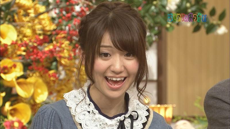 【大島優子キャプ画像】コリスの愛称で人気だった元AKB48アイドルのお宝画像 38
