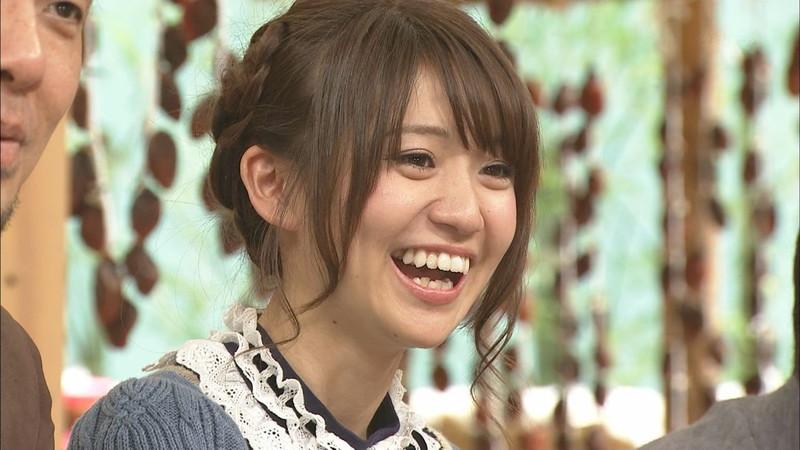 【大島優子キャプ画像】コリスの愛称で人気だった元AKB48アイドルのお宝画像 44