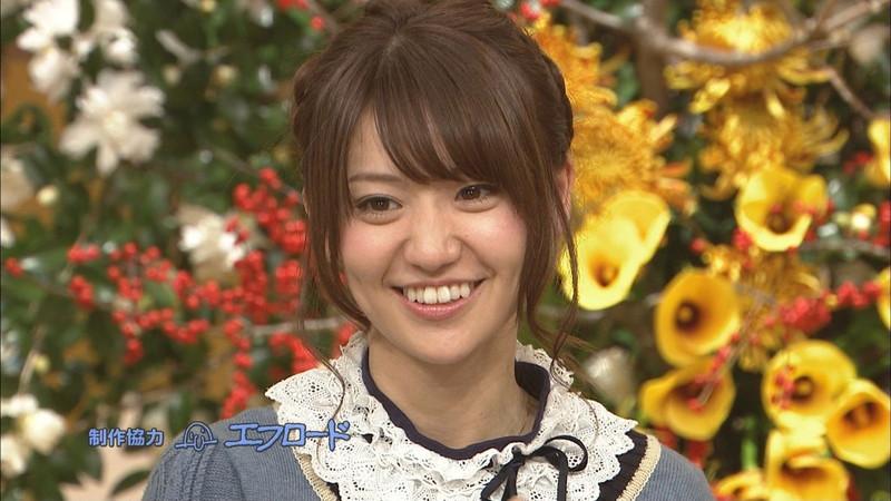 【大島優子キャプ画像】コリスの愛称で人気だった元AKB48アイドルのお宝画像 46