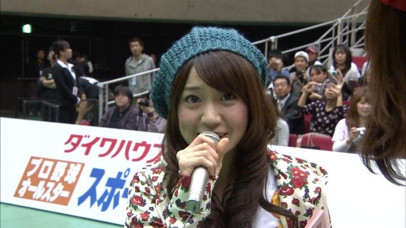【大島優子キャプ画像】コリスの愛称で人気だった元AKB48アイドルのお宝画像 47