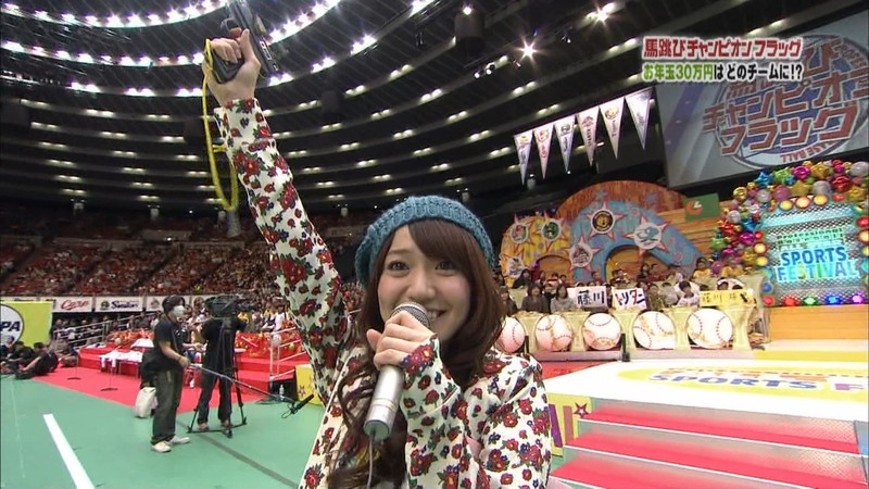 【大島優子キャプ画像】コリスの愛称で人気だった元AKB48アイドルのお宝画像 49