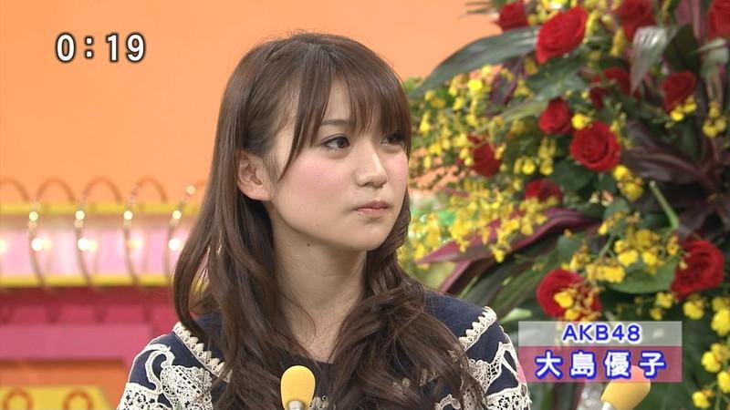 【大島優子キャプ画像】コリスの愛称で人気だった元AKB48アイドルのお宝画像 56