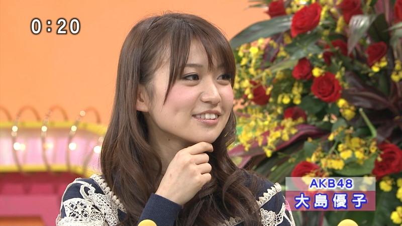 【大島優子キャプ画像】コリスの愛称で人気だった元AKB48アイドルのお宝画像 59