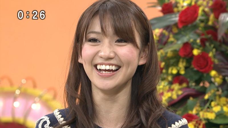 【大島優子キャプ画像】コリスの愛称で人気だった元AKB48アイドルのお宝画像 66