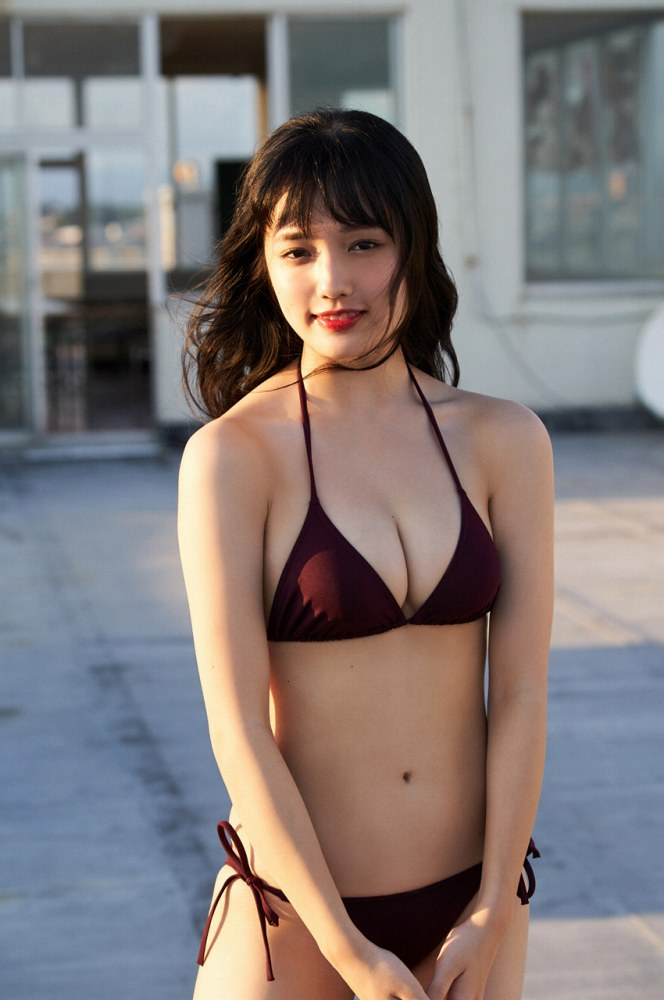 【安藤咲桜グラビア画像】釣りが出来る元アイドルのちょいエロ水着姿 73