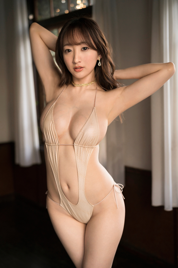 【愛森ちえキャプ画像】アイドルだけど谷間見せまくりのエッチな女の子 64