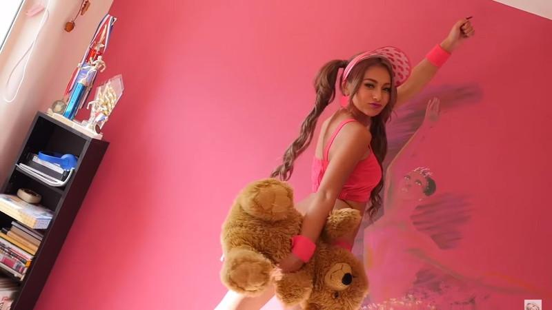 【木村有希キャプ画像】ゆきぽよの愛称で知られるハーフ美人モデルの現在 32