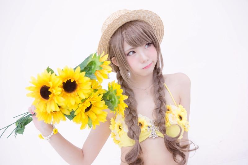 【えなこコスプレ画像】アニメコスプレがどれもこれも可愛くて衣装も気合が入ってる!