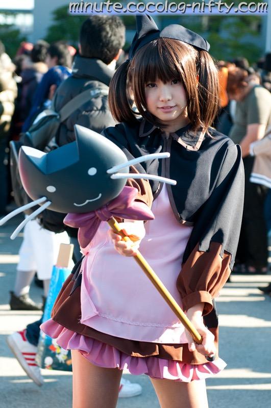 【えなこコスプレ画像】アニメコスプレがどれもこれも可愛くて衣装も気合が入ってる! 20
