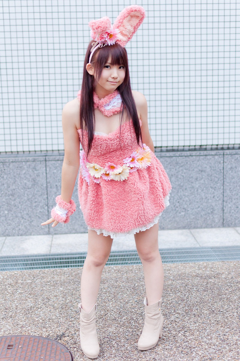 【えなこコスプレ画像】アニメコスプレがどれもこれも可愛くて衣装も気合が入ってる! 54