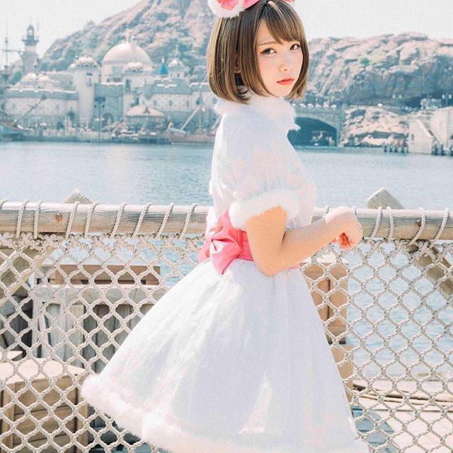 【えなこコスプレ画像】アニメコスプレがどれもこれも可愛くて衣装も気合が入ってる! 75