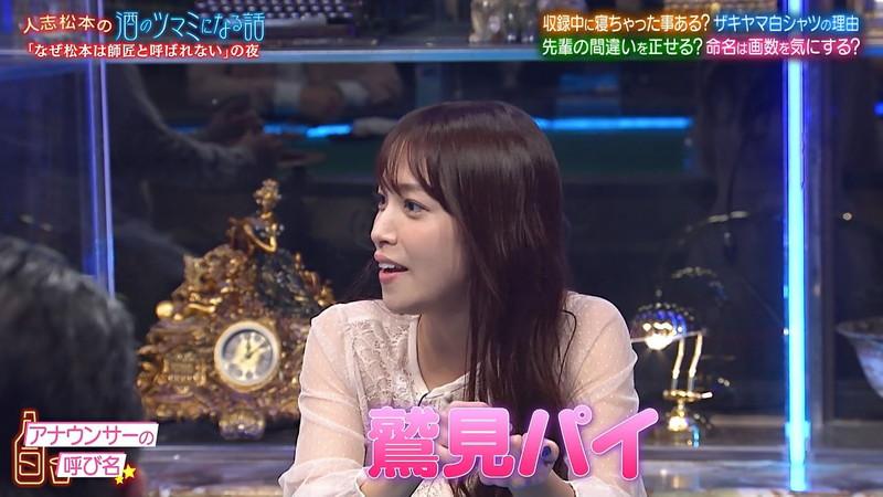 【女子アナキャプ画像】着衣オッパイや脇チラがエロいフリーアナウンサー 58