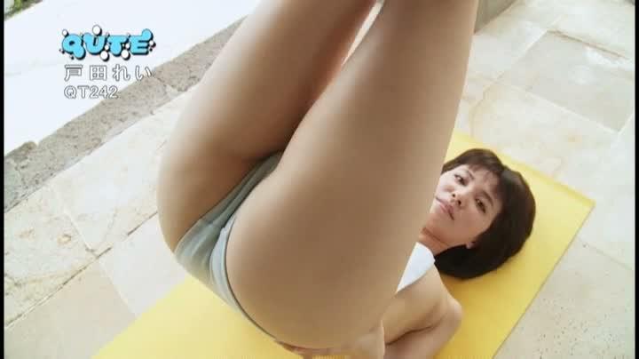 【戸田れいキャプ画像】美熟女グラドルがラストDVDで卒業するって!? 12