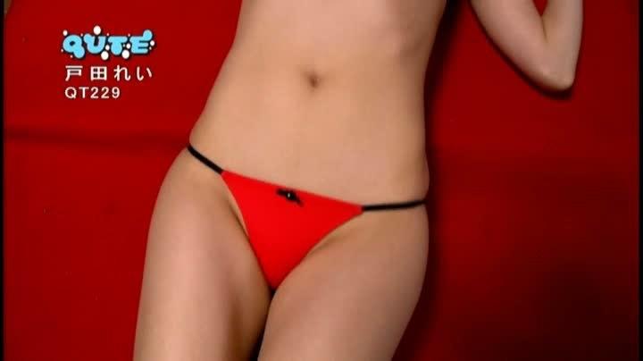 【戸田れいキャプ画像】美熟女グラドルがラストDVDで卒業するって!? 79