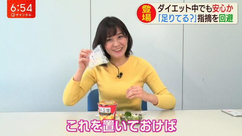 【女子アナキャプ画像】テレ朝の林美桜アナがグラビアデビューしたとかw 05