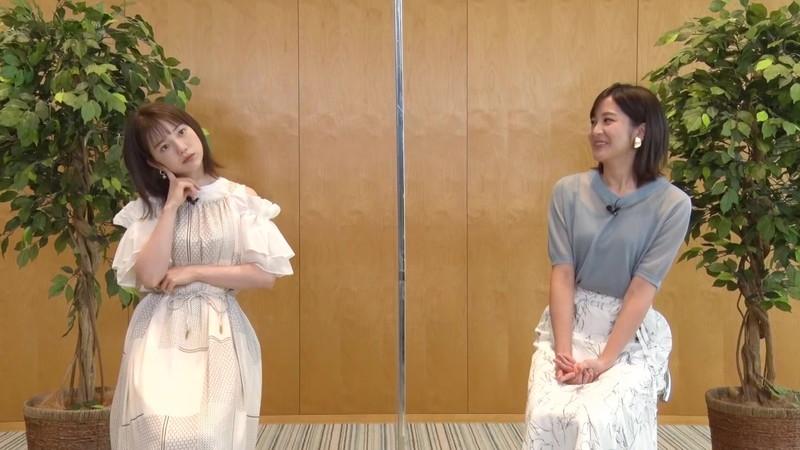 【女子アナキャプ画像】テレ朝の林美桜アナがグラビアデビューしたとかw 12