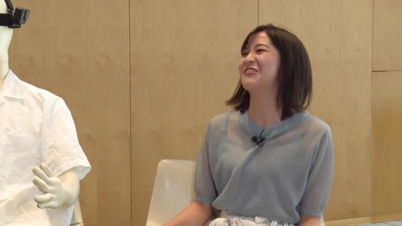 【女子アナキャプ画像】テレ朝の林美桜アナがグラビアデビューしたとかw 19