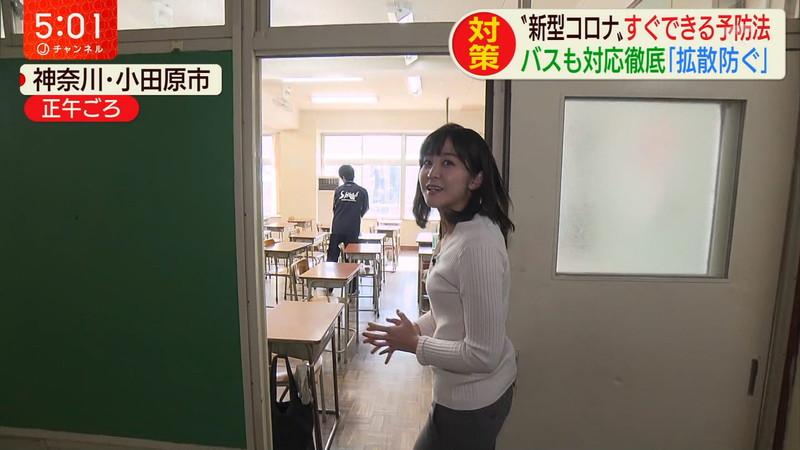 【女子アナキャプ画像】テレ朝の林美桜アナがグラビアデビューしたとかw 30