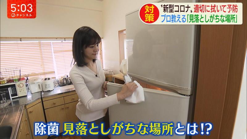 【女子アナキャプ画像】テレ朝の林美桜アナがグラビアデビューしたとかw 38