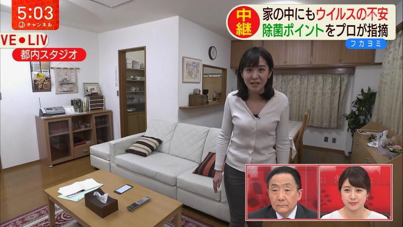 【女子アナキャプ画像】テレ朝の林美桜アナがグラビアデビューしたとかw 40