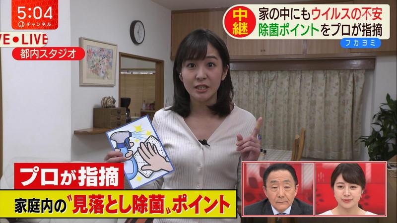 【女子アナキャプ画像】テレ朝の林美桜アナがグラビアデビューしたとかw 41