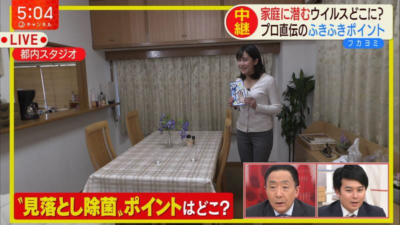 【女子アナキャプ画像】テレ朝の林美桜アナがグラビアデビューしたとかw 42