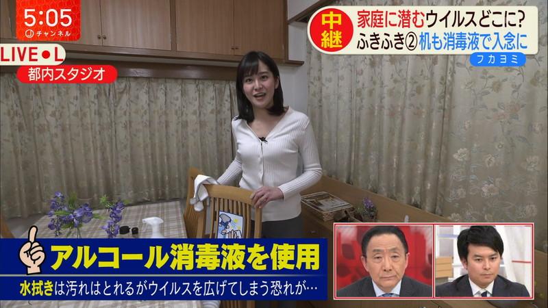 【女子アナキャプ画像】テレ朝の林美桜アナがグラビアデビューしたとかw 44
