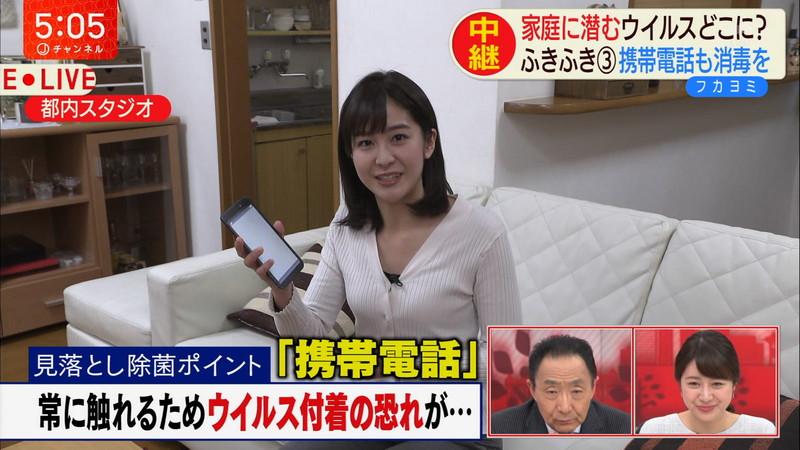 【女子アナキャプ画像】テレ朝の林美桜アナがグラビアデビューしたとかw 46