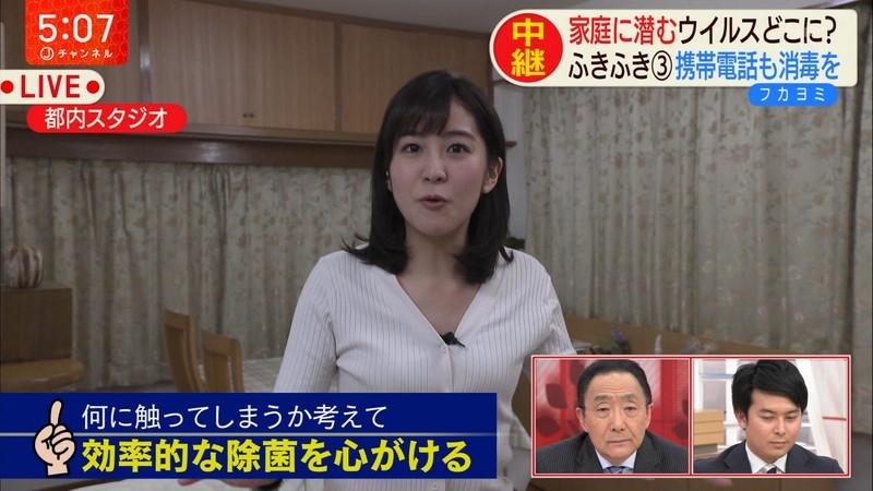 【女子アナキャプ画像】テレ朝の林美桜アナがグラビアデビューしたとかw 51