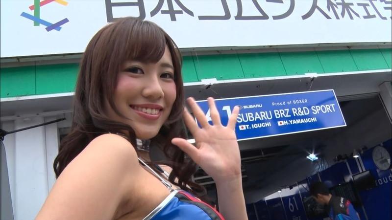 【霧島聖子キャプ画像】スタイル抜群な長身ボディがエロいレースクイーン 42